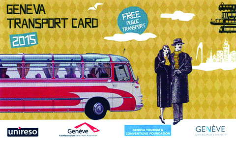 Geneva Transport Card