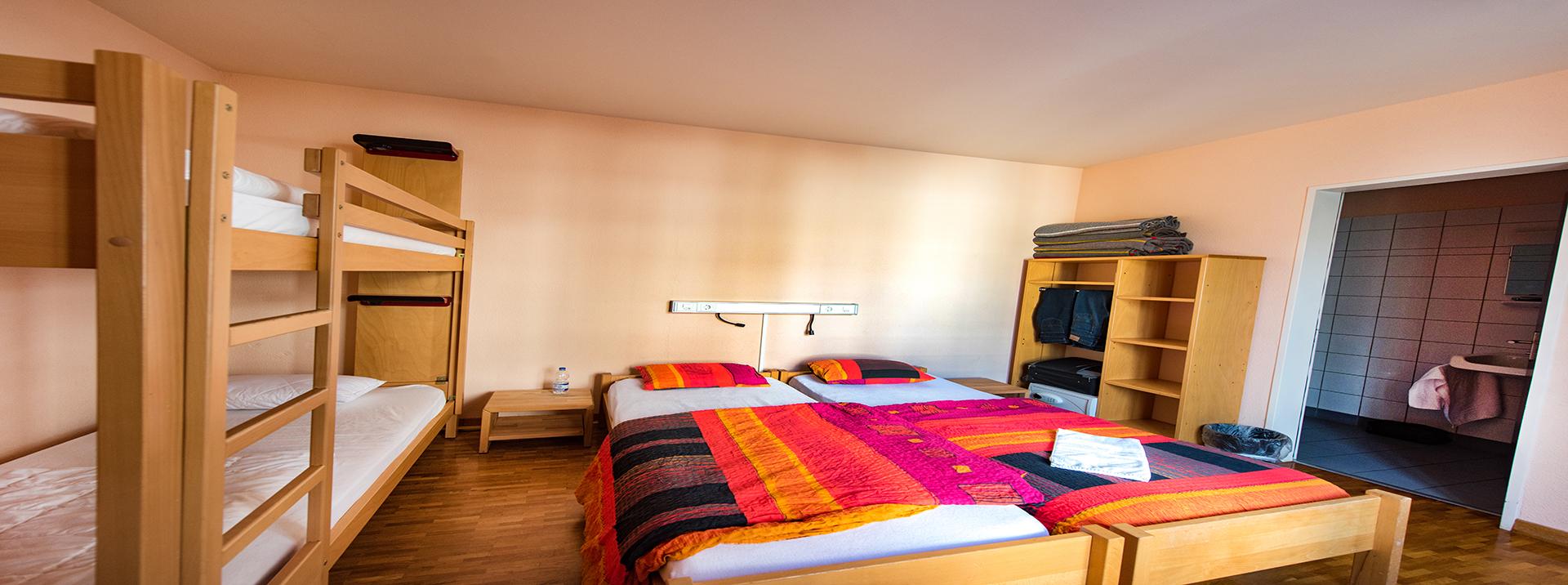 Geneva Hostel - Hostel Geneve